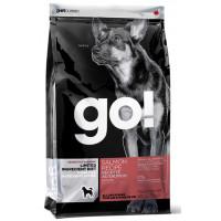 Корм GO! беззерновой для щенков и собак с лососем