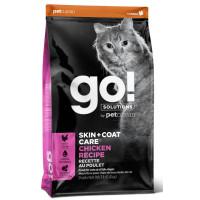 Корм GO! для котят и кошек с  курицей, фруктами и овощами