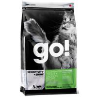 Корм GO! беззерновой для котят и кошек с форелью и лососем