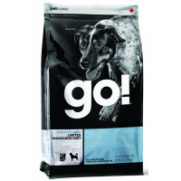 Корм GO! беззерновой для щенков и собак с минтаем