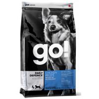 Корм GO! для щенков и собак, с курицей, фруктами и овощами
