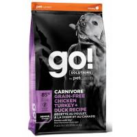 Корм GO! беззерновой для пожилых собак 4 вида мяса