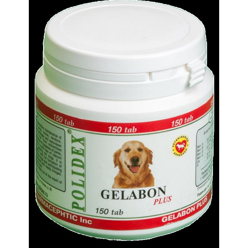 POLIDEX Gelabon plus (Гелабон плюс) для собак