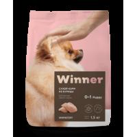 Мираторг корм для щенков мелких пород