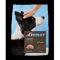 Мираторг корм для взрослых собак средних пород