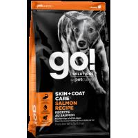 Корм GO! для щенков и собак  с лососем и овсянкой