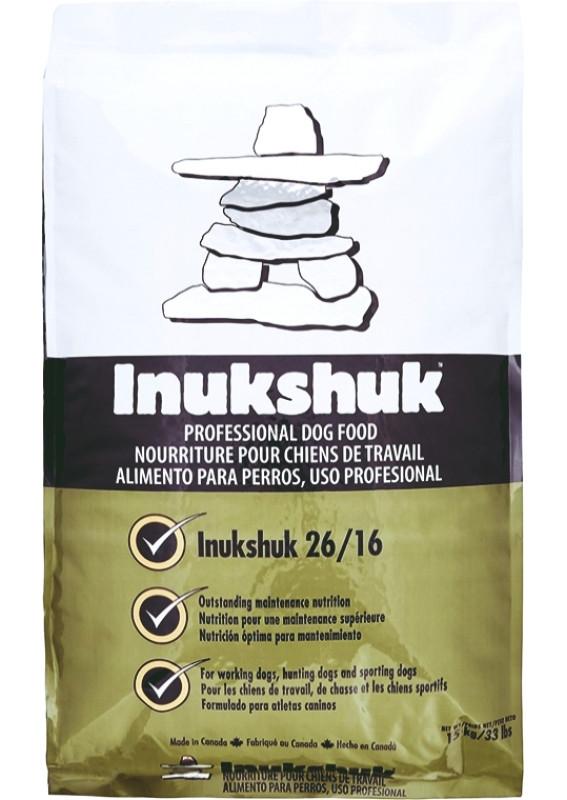INUKSHUK PRO 26/16 корм для собак