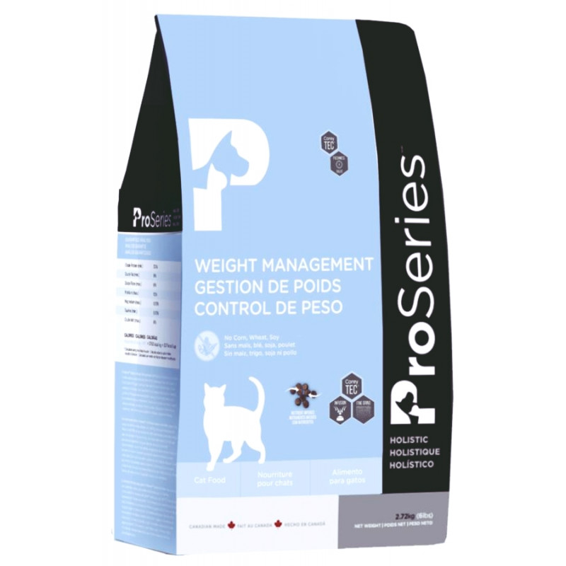 ProSeries holistic weight management  ДЛЯ ВЗРОСЛЫХ КОШЕК